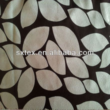 Hot selling 10 years experience artificial furs jacquard velvet fabric