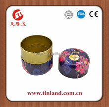 movie film packaging tin box