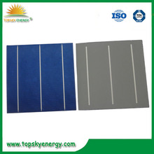 17.6%-18% High Efficiency A Grade 156mm polycrystalline Solar Cells