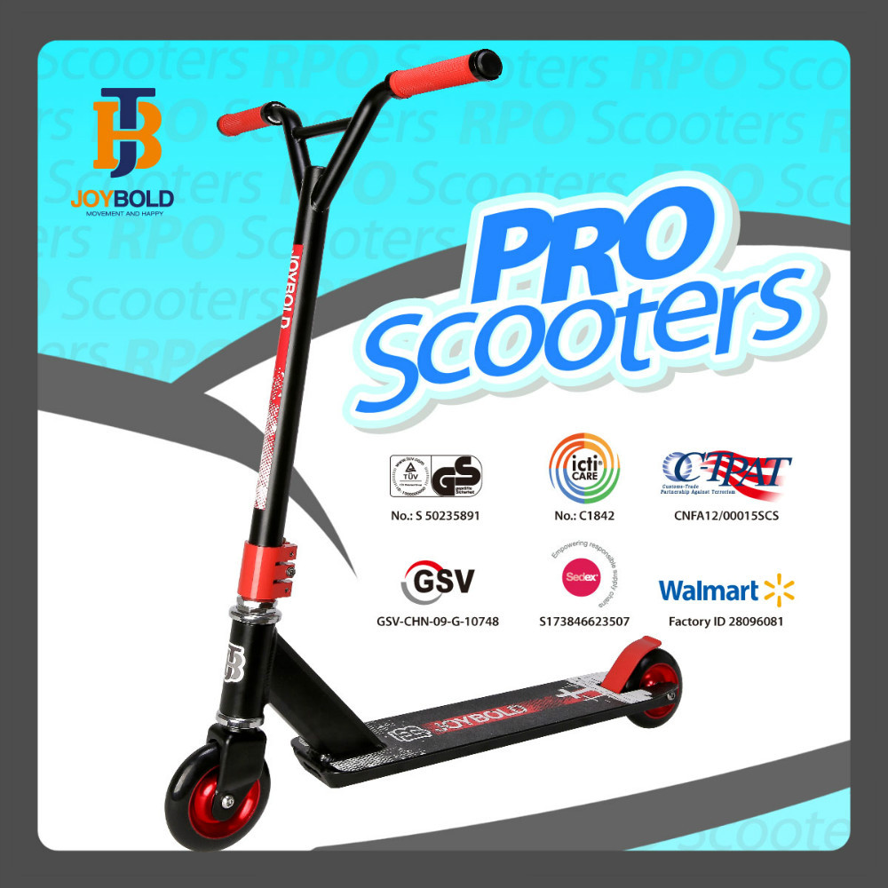 CE EN71 Approved Adults And Kids 2 Wheels Outdoor Sports Scooter, Stunt Scooter, Pro Kick Scooters