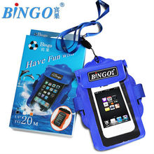 Bingo All-round Protective Waterproof Case For Phone 5