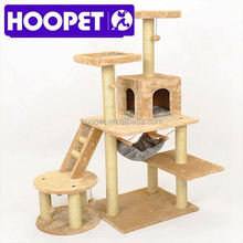 Cat Tree Play House designs carpet cat scratching post Furniture Large Perch