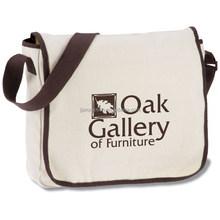 Beach Cotton Canvas Duffel Bag