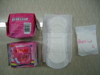 Super Soft Cotton Surface Mini Size Sanitary Pad,mini sanitary napkin