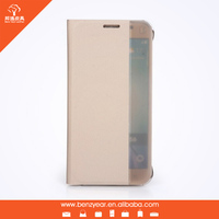 New smart health protective phone case for S6 with incoming reminder/calls