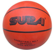 hot sell quality play for fun leather sport basketball with EN71