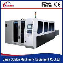12mm carbon steel 10mm stainless steel fiber metal laser cutting machine