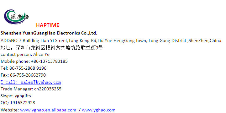 Ygh383 Shenzhen nouveau Design meilleures ventes 4 portos USB Hub