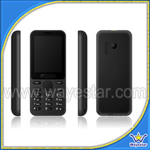 Cheapest China Mobile Phone with bluetooth FM MP3/MP4 0.3MP camera torch GSM GPRS