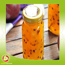 Bulk pack fresh passion fruit juice with good quality