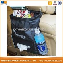 Useful hot sale hanging car trash bag/garbage bags for car