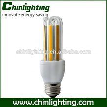 3u shape led energy saving bulb light indoor light led energy saving bulbs cob e27 3ul compact fluorescent lamp