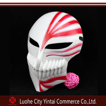 China Wholesale Halloween Movie Party Mask Decorative and Collective Resin Masks for Sale