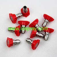 flat fan high pressure washer nozzle