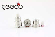 2015 Highly Recommended Hot Sale 1:1 Clone Le Magister rda , Le Magister atomizier for zero mini 60w box mod from Geeco