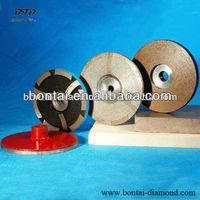 Resin diamond grinding wheel for grinding granite marble and masonry
