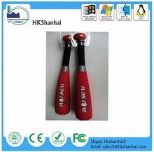 2014 hot sell baseball ball Eco-friendly safty plastic baseball bat wholesales price