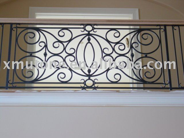 Outdoor Wrought Iron Railings View Outdoor Wrought Iron Railings Feelyiron