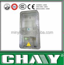 Three-phas one meter box (A)