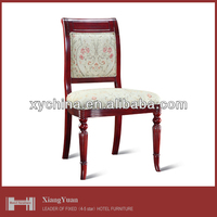 special fabric design hotel chair for dining room