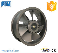 DC axial flow pump