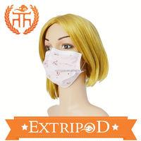 Extripod plastic breathing mask
