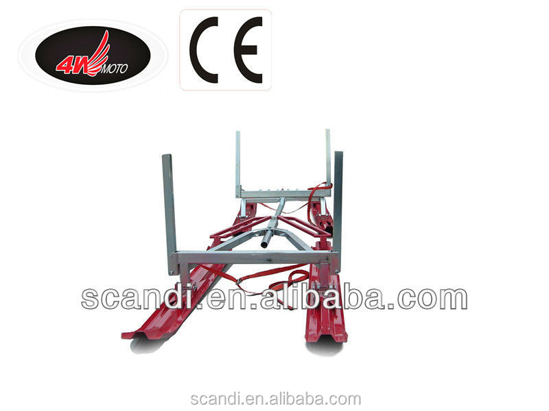 Professional Sled Manufacturer 4W-SL02 Snow Sled