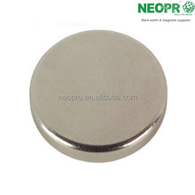 N35 NdFeB Magnet with Zn /Ni/or Others Plated