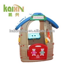 2015Kids Outdoor Plastic Play House,School Furniture