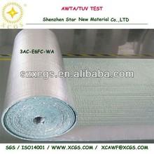 Polyethylene foam aluminum foam insulation thermal&cold resistant material