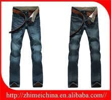 2015 pantalones de mezclilla