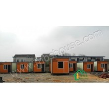 Single Floor Luxury/ Durable/Prefabricated Container House