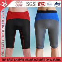 New style Man Male Abdominal Waist Cincher Sport Body Shaper Slimming Bodysuit PantsK162c