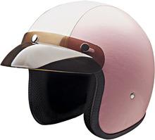 Flip up Leather Helmet/modular Applies To Beautiful Motorcycle
