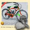 The newest gas powered bicycle engine kit/Moped bike motorized engine kit 48cc