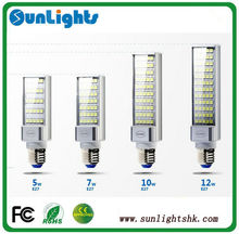 Replaceing 26w 5050SMD high power plc 4 pin led g24 lamp replace cfl