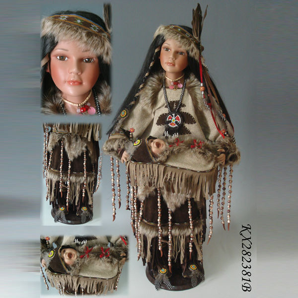 Dolls Collection Collection Indian Doll