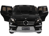 Mercedes Benz licensed ML63 children ride on car with RC