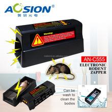 Aosion fácil de lavar de alta tensão rat trap box