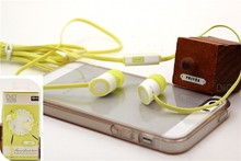 Good Stereo Fashion Shape Earphone Earbuds For Earphone/Mp3/Mp4,Fashion Shape Earbuds Earphone