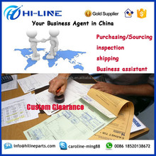 purchasing clearing and forwarding agent business assistant