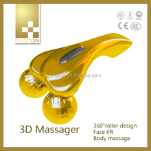 2015 new products Home User personal massager walgreens Portable Face Roller