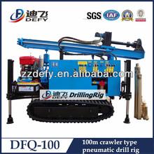 Pneumatique complet hydraulique utilisé sur chenilles drill à vendre