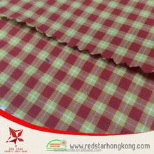 Bedding material plaid school uniform fabric fabric