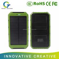 New arrival latest design solar energy power bank