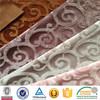 Burnout shine velvet for sofa furniture decoration