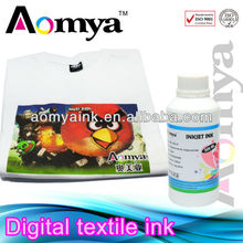 Wholesale Aomya textile printing ink for Epson printer