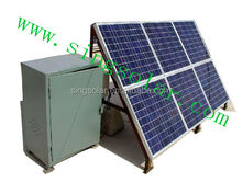 solar system kit for home/office/industry/hotel/school