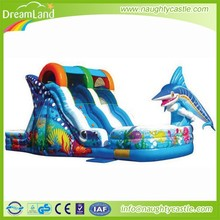Giant inflatable animals / inflatable flying fish