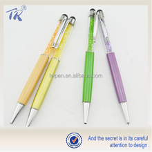 Best Selling In China Market Promotional Gifts School Stationary Crystal Touch Pen